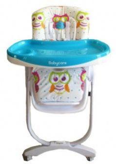 Стульчик для кормпления Baby Care Trona (blue)