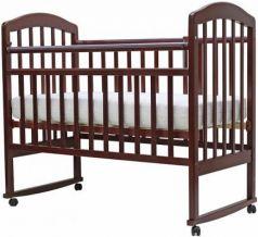Кроватка-качалка Топотушки Лира-2 (арт. 23/венге)