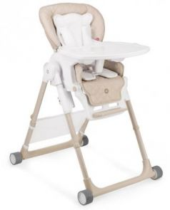 Стульчик для кормления Happy Baby William V2 (beige)