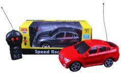 Машинка на радиоуправлении Shantou Gepai Speed Racer Club пластик от 3 лет ассортимент 1:20, 2 канала 632746
