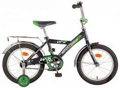 """Велосипед Novatrack """"Twist"""" 12"""" черный"""