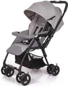 Прогулочная коляска Jetem Neo Plus (серый)