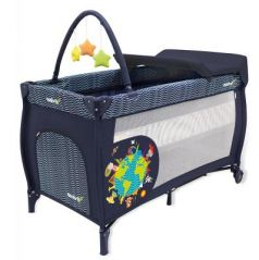 Travel Cot Mix Plus