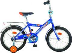 "Велосипед Novatrack TWIST 12"" синий"