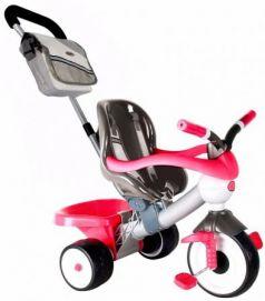 Велосипед трехколёсный Coloma Comfort ANGEL PINK Aluminium розовый 2280212