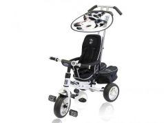 Велосипед трехколёсный Lexus Trike Original Next Deluxe New Design 2014 высокая спинка белый