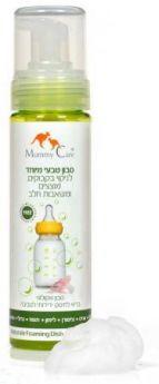 Мыло-пенка Mommy Care Натуральное мыло-пенка для бутылочек, сосок, молокоотсосов и др. 230 мл 3152448