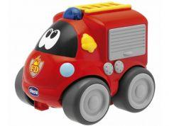 Пожарная машина на радиоуправлении Chicco Пожарная машина красный от 1 года пластик 69025