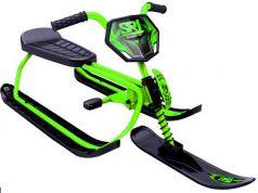 Снегокаты Snow Moto SnowRunner SR1 Kiwi до 60 кг металл зеленый SSc12008