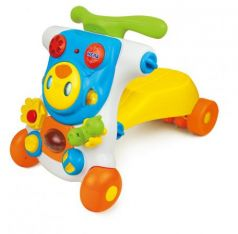 Ходунки-каталка 2-в-1 Weina  Ride On Robot (2130)