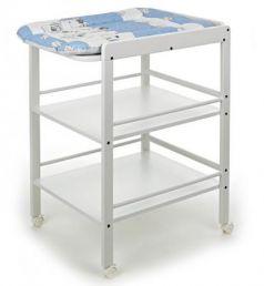 Стол для пеленания Geuther Clara (белый)