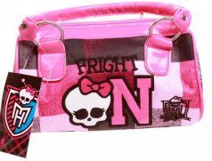 Сумка Monster High Школа монстров рисунок розовый 1309