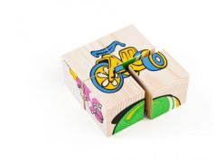 Кубики Томик Игрушки 4 шт 3333-3