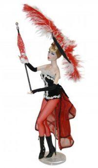 Кукла Madam Alexander Танцовщица из Мулен Руж, 41 см