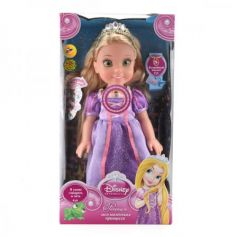 Кукла Карапуз Disney Princess Рапунцель 37 см. RAP001
