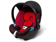 Автокресло Cybex Aton Basic (rumba red)