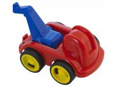Каталка-машинка Miniland Спасатель пластик от 1 года красный 27492