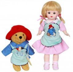 Мэри и медвежонок Паддингтон