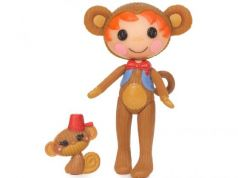 Кукла Lalaloopsy Mini обезьянка 7.5 см 514220