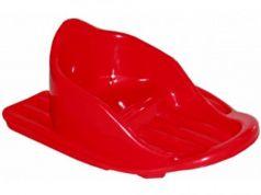 Санки Пластик Пл-С58 пластик цвет в ассортименте