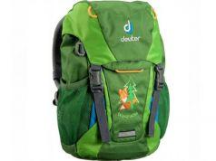 Рюкзак Deuter WALDFUCHS 10 л зеленый изумрудный 3610015-2208