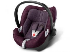 Автокресло Cybex Aton Q Plus (grape juice)