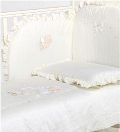 Сменное постельное белье Italbaby Sweet Angels (beige/020.1130-816)