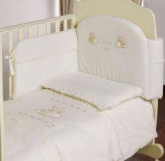 Сменное постельное белье Italbaby Love (beige/020.1130-40)