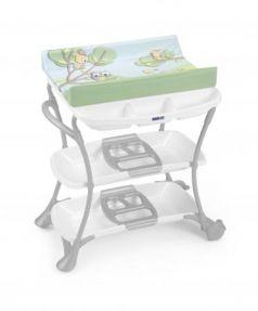Стол пеленальный с ванночкой Cam Nuvola (цвет 222)