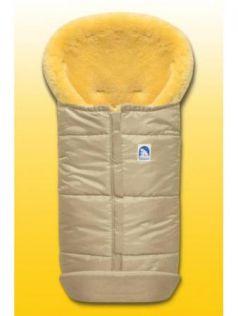 Конверт из овчины Heitmann Felle 975 Premium Lambskin Cosy Toes (бежевый)
