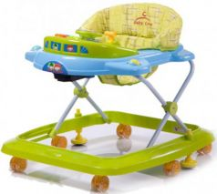 Ходунки Baby Care Tom&Mary (green blue)