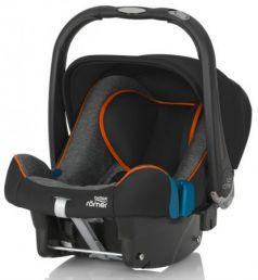 Автокресло Britax Romer Baby-Safe Plus II SHR (black marble highline)