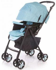 Прогулочная коляска Jetem Graphite (синий/JZJX)