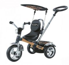 Велосипед трехколёсный Lexus Trike Icon 4 RT Original cream gepard car