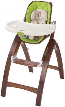Стульчик для кормления Summer Infant BentWood (темное дерево)