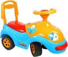 Каталка-машинка Rich Toys Луноходик пластик от 10 месяцев музыкальная синий ОР119