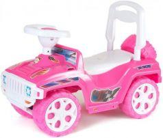 Каталка-машинка Rich Toys Race Mini Formula 1 пластик от 10 месяцев розовый ОР419
