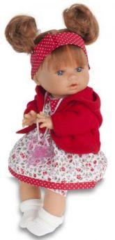 Кристи в красном