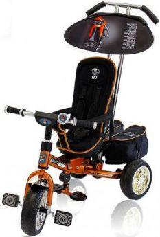 Велосипед трехколёсный Lexus Trike original RT Next Deluxe бронзовый