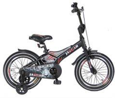 """Велосипед двухколёсный Velolider RUSH JAGUAR 16"""" черный RJ16"""