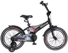 """Велосипед двухколёсный Velolider RUSH JAGUAR 18"""" черный RJ18"""