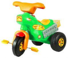 Велосипед трехколёсный RT Кросс зеленый ОР399