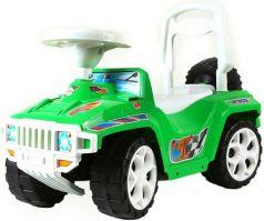 Каталка-машинка Rich Toys Race Mini Formula 1 пластик от 10 месяцев зеленый ОР419