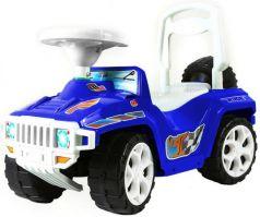 Каталка-машинка R-Toys Race Mini Formula 1 пластик от 10 месяцев синий ОР419
