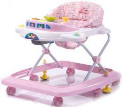 Ходунки Baby Care Tom&Mary (pink)