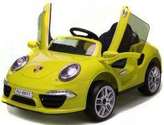 """Электромобиль """"Porsche 911"""" Жёлтый Т58722"""