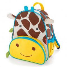 Дошкольный рюкзак Skip Hop Жираф 8 л желтый коричневый SH 210216