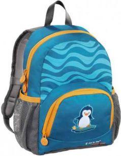 Рюкзак Step by Step Junior Dressy little penguin 8 л голубой серый 138426