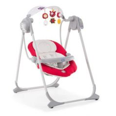 Качели электронные Chicco Polly Swing Up (paprica)