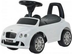 Каталка-машинка R-Toys Bentley пластик от 1 года музыкальная белый 326